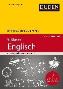 Cover-Bild zu Wissen - Üben - Testen: Englisch 9. Klasse (eBook) von Hock, Birgit
