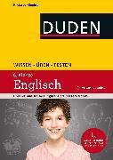 Cover-Bild zu Wissen - Üben - Testen: Englisch 6. Klasse (eBook) von Hock, Birgit