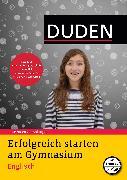 Cover-Bild zu Erfolgreich starten am Gymnasium - Englisch (eBook) von Dudenredaktion