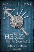 Cover-Bild zu Das Herz des Löwen von Lorne, Mac P.