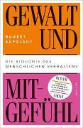 Cover-Bild zu Gewalt und Mitgefühl von Sapolsky, Robert