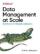 Cover-Bild zu Data Management at Scale