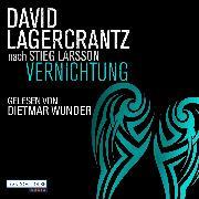 Cover-Bild zu Vernichtung (Audio Download) von Lagercrantz, David