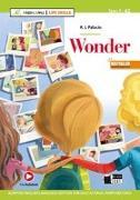 Cover-Bild zu Wonder. Book + free Audiobook von Palacio, R. J.
