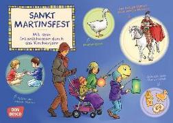 Cover-Bild zu Sankt Martinsfest. Kamishibai Bildkartenset von Hebert, Esther