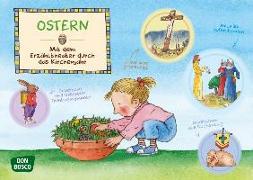 Cover-Bild zu Ostern. Kamishibai Bildkartenset von Hebert, Esther