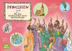Cover-Bild zu Pfingsten. Kamishibai Bildkartenset von Hebert, Esther