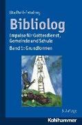 Cover-Bild zu Bibliolog von Pohl-Patalong, Uta