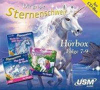 Cover-Bild zu Die große Sternenschweif Hörbox Folgen 7-9 (3 Audio CDs) von Chapman, Linda