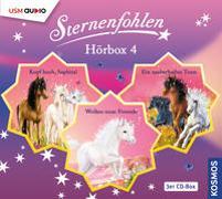 Cover-Bild zu Die große Sternenfohlen Hörbox Folgen 10-12 (3 Audio CDs) von Chapman, Linda