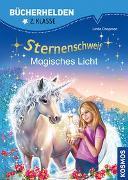 Cover-Bild zu Sternenschweif, Bücherhelden 2. Klasse, Magisches Licht von Chapman, Linda