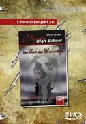 """Cover-Bild zu Literaturprojekt zu """"Mystic High School - Zeit der Werwölfe"""" von Gieth, Hans-Jürgen van der"""