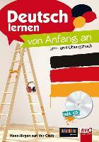 Cover-Bild zu Deutsch lernen - von Anfang an von Gieth, Hans-Jürgen van der
