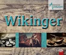 Cover-Bild zu Abenteuer Weltwissen - Wikinger von Zabori, Teresa