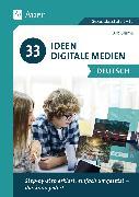 Cover-Bild zu 33 Ideen digitale Medien Deutsch von Blume, Bob