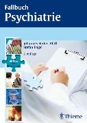 Cover-Bild zu Fallbuch Psychiatrie (eBook) von Engel, Stefan