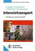 Cover-Bild zu Intensivtransport von Ellinger, Klaus (Hrsg.)