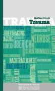 Cover-Bild zu Trauma von Hirsch, Mathias
