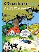 Cover-Bild zu Franquin, André: Gaston Neuedition 13: Fehlversuche