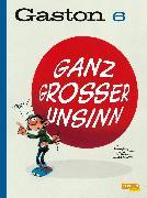 Cover-Bild zu Franquin, André: Gaston Neuedition 6: Ganz großer Unsinn