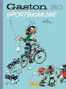 Cover-Bild zu Franquin, André: Gaston Neuedition 20: Sportskanone