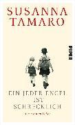 Cover-Bild zu Ein jeder Engel ist schrecklich (eBook) von Tamaro, Susanna