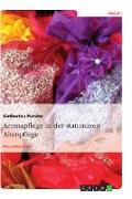 Cover-Bild zu Forster, Katharina: Aromapflege in der stationären Altenpflege