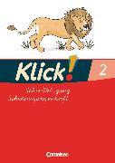 Cover-Bild zu Born, Iris: Klick! Erstlesen, Westliche und östliche Bundesländer, Teil 2, Schreiblehrgang in Schulausgangsschrift