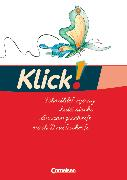 Cover-Bild zu Born, Iris: Klick! Erstlesen, Westliche und östliche Bundesländer, Teil 1-4, Schreiblehrgang in Lateinischer Ausgangsschrift