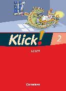 Cover-Bild zu Born, Iris: Klick! Erstlesen, Westliche und östliche Bundesländer, Teil 2, Lesen, Erstlesebuch