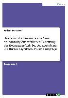 Cover-Bild zu Forster, Katharina: Das Gesundheitskonzept von Aaron Antonowsky. Zur möglichen Bedeutung des Koheränzgefühls bei der Entstehung des Burnout-Syndroms in der Altenpflege