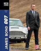 Cover-Bild zu Motorlegenden James Bond 007