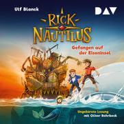 Cover-Bild zu Rick Nautilus - Teil 2: Gefangen auf der Eiseninsel von Blanck, Ulf