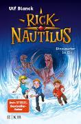 Cover-Bild zu Rick Nautilus - Dinosaurier im Eis von Blanck, Ulf