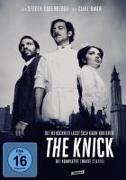 Cover-Bild zu Thackery), Clive Owen (Dr. John W. (Schausp.): The Knick - Die komplette 2. Staffel