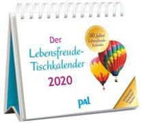 Cover-Bild zu Wolf, Doris: Der PAL-Lebensfreude-Tischkalender 2020