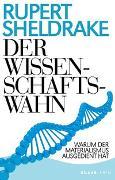 Cover-Bild zu Sheldrake, Rupert: Der Wissenschaftswahn