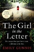 Cover-Bild zu Girl in the Letter: The most gripping, heartwrenching page-turner of the year (eBook) von Gunnis, Emily