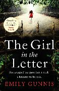 Cover-Bild zu The Girl in the Letter: The most gripping, heartwrenching page-turner of the year von Gunnis, Emily