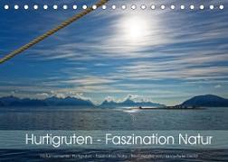 Cover-Bild zu Hurtigruten - Faszination Natur (Tischkalender 2022 DIN A5 quer) von Eisold, Hanns-Peter