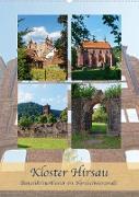 Cover-Bild zu Kloster Hirsau-Benediktinerkloster im Nordschwarzwald (Wandkalender 2022 DIN A2 hoch) von Eisold, Hanns-Peter