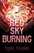 Cover-Bild zu Red Sky Burning von Terry, Teri