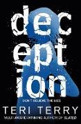 Cover-Bild zu Deception (eBook) von Terry, Teri