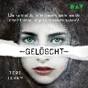 Cover-Bild zu Gelöscht - Teil 1 (Audio Download) von Terry, Teri