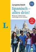 Cover-Bild zu Langenscheidt Spanisch - alles drin! - Basiswissen Spanisch in einem Band von Langenscheidt, Redaktion (Hrsg.)