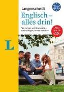Cover-Bild zu Langenscheidt Englisch - alles drin! - Basiswissen Englisch in einem Band von Langenscheidt, Redaktion (Hrsg.)