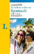 Cover-Bild zu Schnell mitreden auf Spanisch (eBook) von Sanchez, Christina