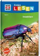 Cover-Bild zu WAS IST WAS Erstes Lesen Band 11. Insekten von Braun, Christina