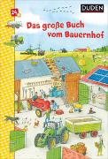 Cover-Bild zu Duden 24+: Das große Buch vom Bauernhof von Braun, Christina