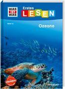 Cover-Bild zu WAS IST WAS Erstes Lesen Band 12. Ozeane von Braun, Christina